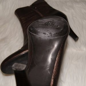 Cole Haan Shoes - Cole Haan leather booties sz 8.5M